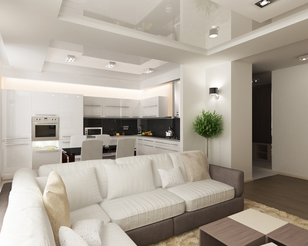 Интерьер квартиры в Севастополе