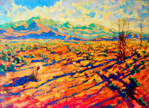 пустыня 2