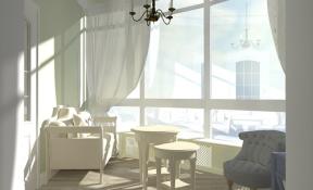 Классический стиль студия дизайна Симферополь